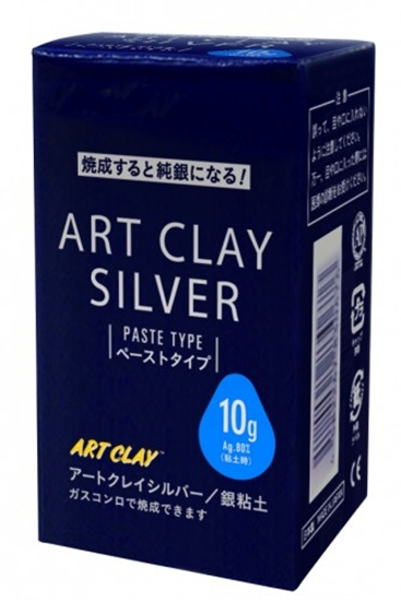 Picture of 10g Art Clay Silver New Formula Paste