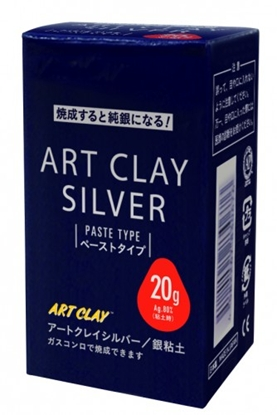 Picture of 20g Art Clay Silver New Formula Paste