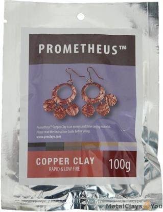 Picture of Prometheus Copper Clay 100g