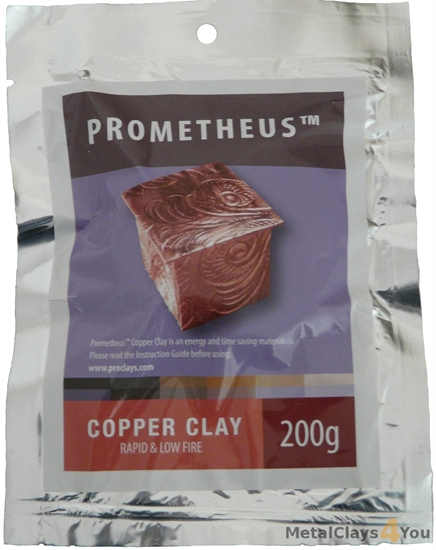 Picture of Prometheus Copper Clay 200g