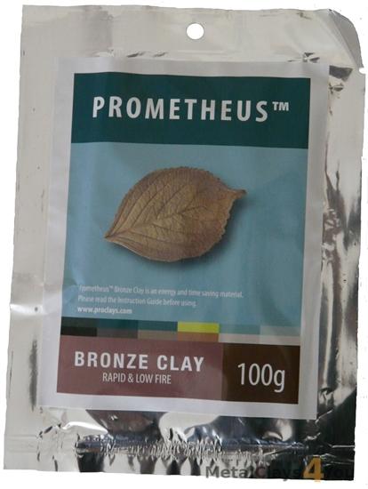 Picture of Prometheus Bronze Clay 100g