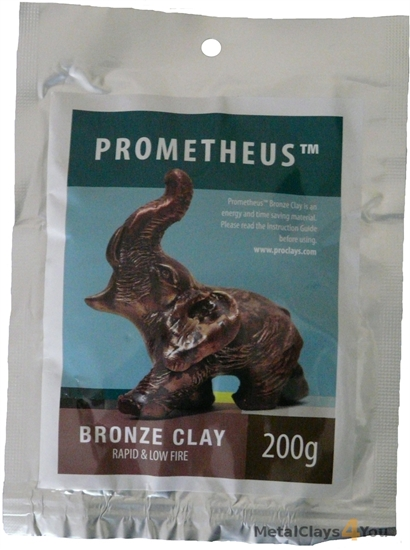 Picture of Prometheus Bronze Clay 200g