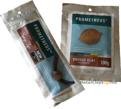 Picture of Prometheus Bronze Clay Set
