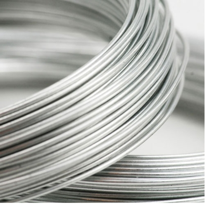 Picture of 935 Argentium Silver Rnd Wire 0.4mm x 5m