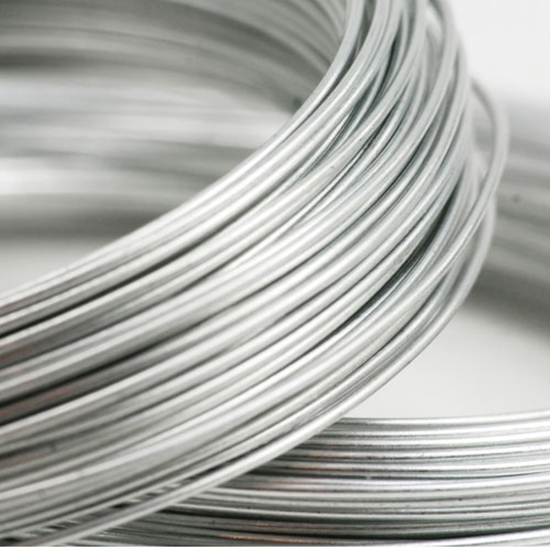 Picture of 935 Argentium Silver Rnd Wire 0.8mm x 1m