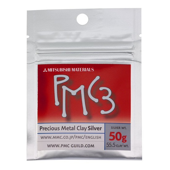 Picture of PMC3 Silver Clay 50g