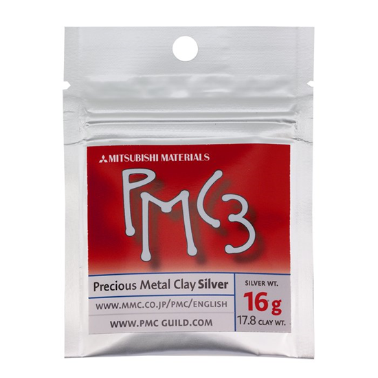 Picture of PMC3 Silver Clay 16g