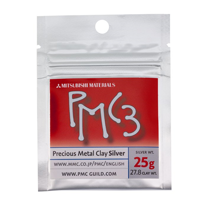 Picture of PMC3 Silver Clay 25g