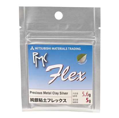 Picture of PMC Flex Silver Clay 5g