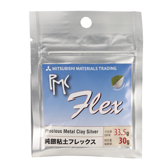 Picture of PMC Flex Silver Clay 30g