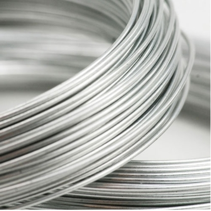 Picture of 935 Argentium Silver Rnd Wire (Half Hard) 0.71mm x 5m