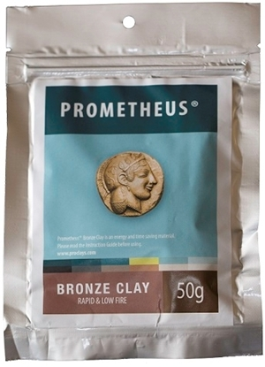 Picture of Prometheus Bronze Clay 50g
