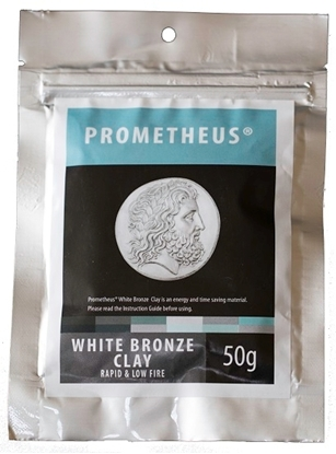 Picture of Prometheus White Bronze Clay 50g