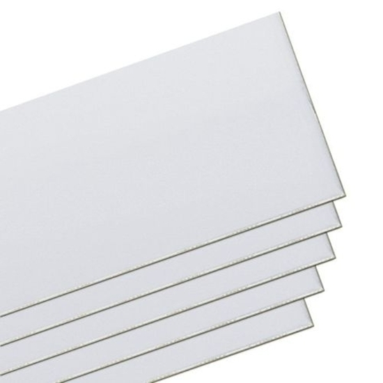 """Picture of 999 Silver Sheet 6""""x3"""" (Soft) 0.51mm"""