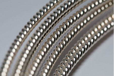 Picture for category 925 Sterling Silver Twist Wire