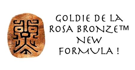 Picture for category Goldie de la Rosa Bronze