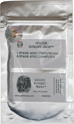 Picture of Goldie Sunset Iron 100g