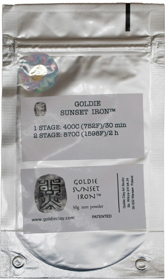 Picture of Goldie Sunset Iron 50g