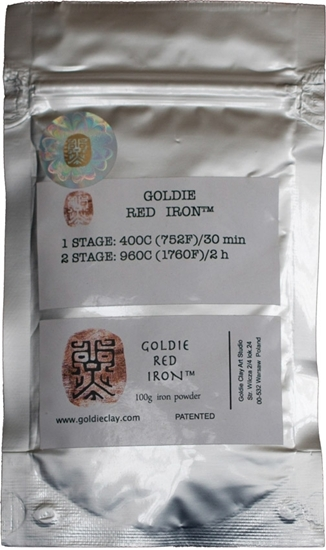 Picture of Goldie Red Iron 100g