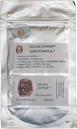 Picture of Goldie  Copper  100g