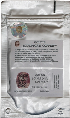 Picture of Goldie  Sculptor's Copper 50g