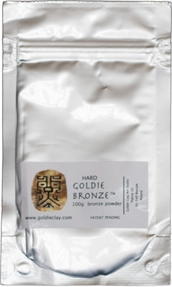 Picture of Goldie Bronze Hard 100g