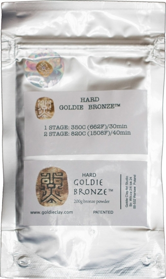 Picture of Goldie Bronze Hard 200g