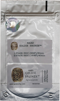 Picture of Goldie Bronze Hard 50g