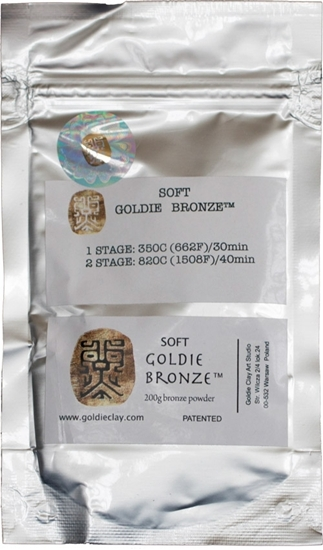 Picture of Goldie Bronze Soft 200g
