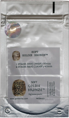 Picture of Goldie Bronze Soft 50g
