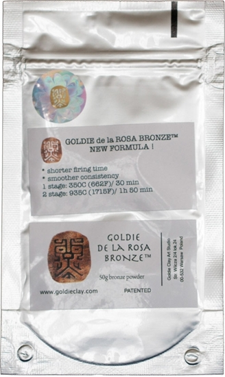 Picture of Goldie de la Rosa Bronze 50g