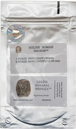 Picture of Goldie Roman Bronze 50g