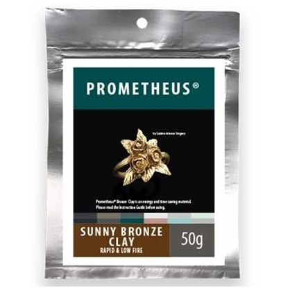 Picture of Prometheus Sunny Bronze Clay 50g