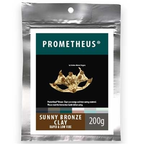 Picture of Prometheus Sunny Bronze Clay 200g