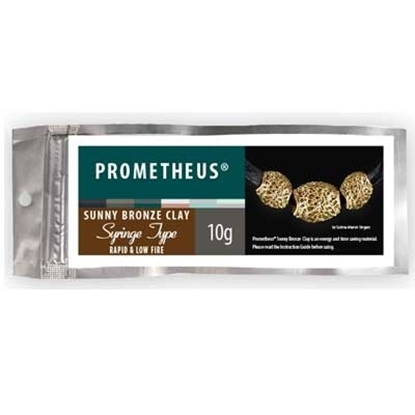 Picture of Prometheus Sunny Bronze Clay 10g Syringe with 3tips