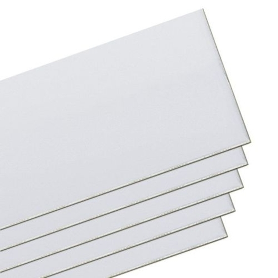 """Picture of 999 Silver Sheet 6""""x3"""" (Soft) 0.25mm"""