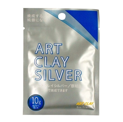 Picture of Silver Clay 10g New Formula