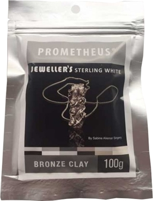 Picture of Prometheus Jeweller's Sterling White Bronze 100g