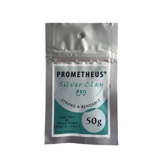 Picture of Prometheus Silver Clay 950 - 50g