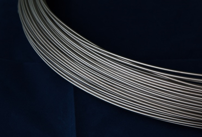 Picture of Grade-1 Titanium Round Wire 3.0mm x 1m (Half Hard)