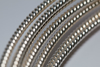 Picture of 925 Sterling Silver Rnd Pattern Twist Wire 0.7mm x 1m