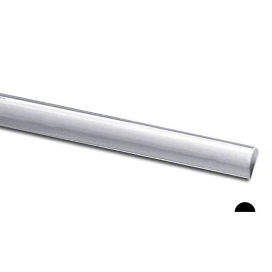 Picture of 925 Sterling Silver Half Round Wire 21ga x 5m