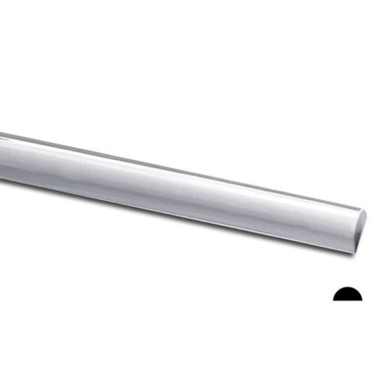 Picture of 925 Sterling Silver Half Round Wire  (Half Hard) 16ga x 1m
