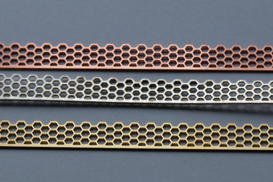 Picture of Honeycomb Decorative Bezel Wires (Set of 3 metals)
