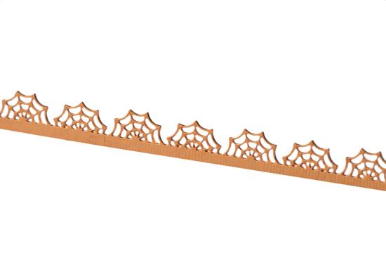Picture of Copper Spider Web Decorative Bezel Wire