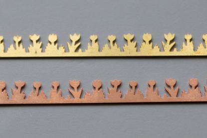 Picture of Flower Bezel Wires (Set of 2 metals)