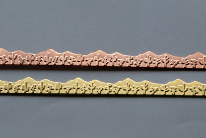 Picture of Mountain and Cactus Bezel Wires (Set of 2 metals)
