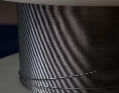 Picture of Niobium Round Wire 1.0mm x1m (Soft)