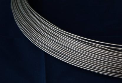 Picture of Grade-1 Titanium Round Wire 0.8mm x 10m (Half Hard)