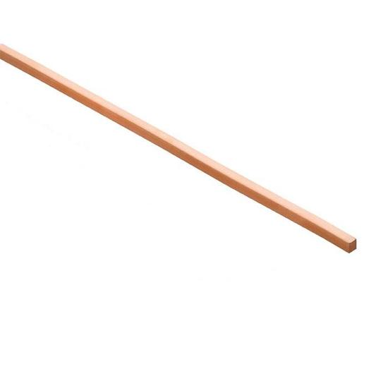 Picture of Copper Square Wire (Soft) 1.6mm x 5m
